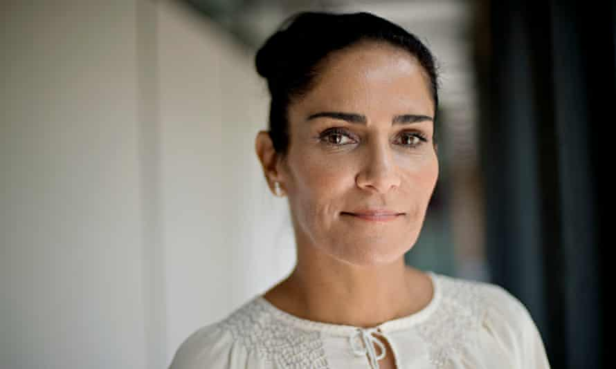 Journalist and human rights campaigner Lydia Cacho.
