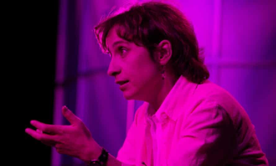 Campaigning journalist Carmen Aristegui.