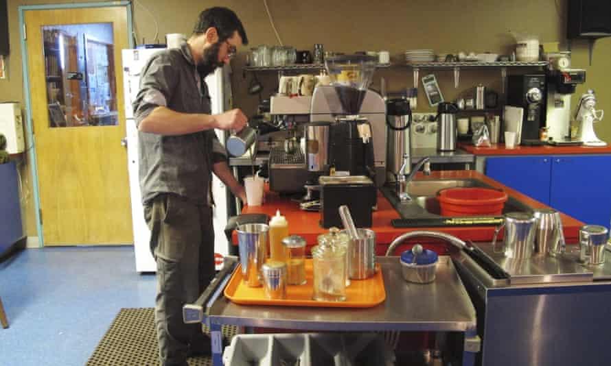 Joe Curry Raven Espresso Parlor Fargo
