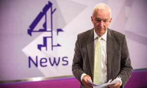 channel 4 news presenter