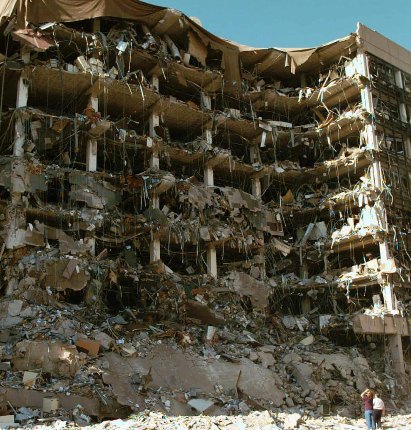 Oklahoma City bombing: 20 years later, key questions remain unanswered
