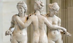 The Lack Of Female Genitals In Art Seems Thoughtless Until