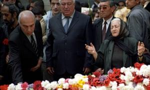 Armenian memorial