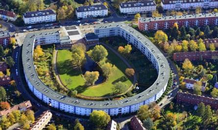 Horseshoe estate, Berlin.