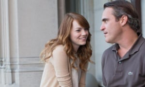 Irrational Man film still.