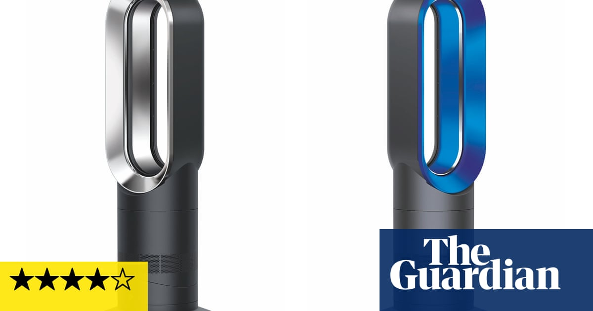 Dyson Hot + Cool AM09 review: the world's best heater fan