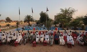 Sudanese opposition boycott