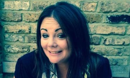 Johanna Powell, 37, from Cardiff.