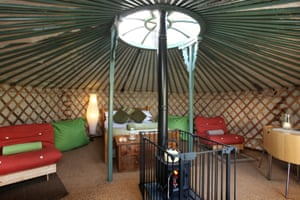 East Thorne Yurts