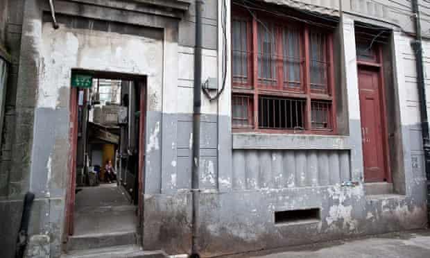 Japanese comfort station, Ximeng mansion