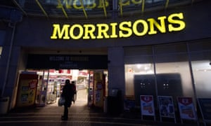 Casper Meijer's departure from Morrisons is the latest management change since David Potts took the helm of the supermarket business last month.