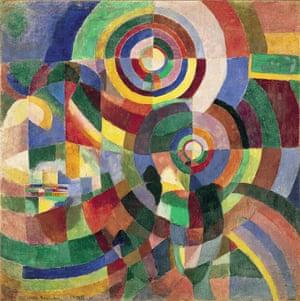 Electric Prisms, 1914.