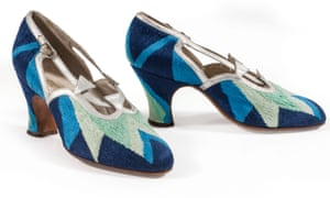 Court shoes, 1925.