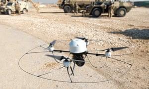 German drone in Afghanistan, 2013