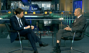 Clegg says he is no slouch when it comes to welfare cuts.