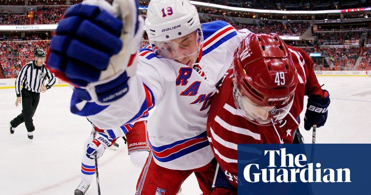 NHL playoffs  each of the 16 teams ranked  830410e6a