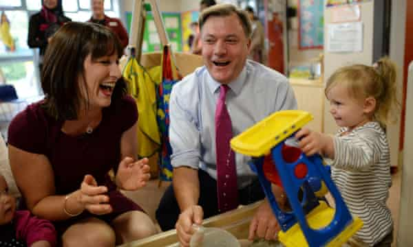 Ed Balls Rachel Reeves Sure Start Labour