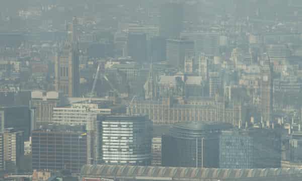 Westminster smog