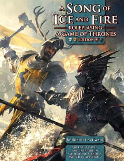 A Song of Ice and Fire roleplaying game cover