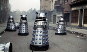Dr Who darlek