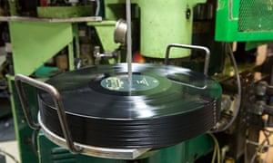 Record pressing Germany