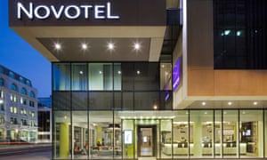 Novotel opens green hotel in heart of London | Guardian