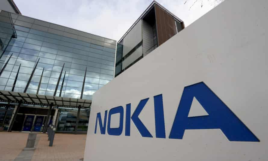 Nokia head offices in Espoo, Finland. It mishandled the move to smartphones and was left behind by Apple and Samsung.