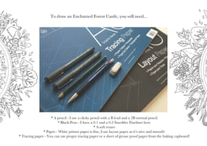 Htt draw enchanted forest 1