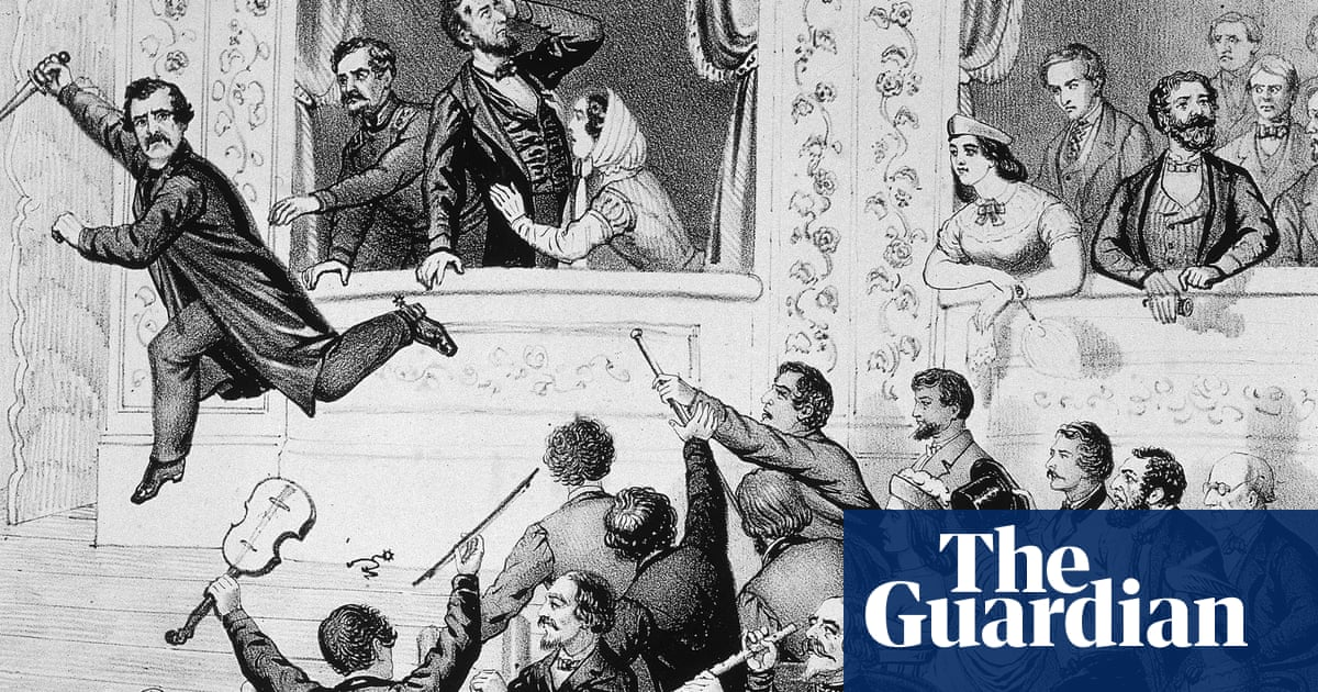 The Assassination Of President Lincoln 14 April 1865 Us News