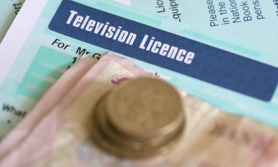 TV licence.