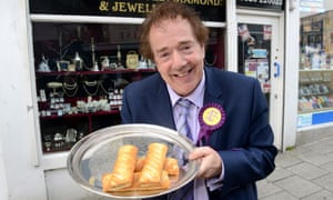Ukip parliamentary candidate Kim Rose will no longer face police action over giving out sausage rolls at a community centre event.