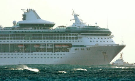 Cruise Ship Docks In Sydney With More Than Passengers - Diarrhea on cruise ships