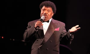 Percy Sledge plays the Enghien Festival Jazz in France in 2011.