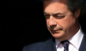 His moment in the spotlight: Nigel Farage will attempt to present Ukip as a serious political party when he presents a 'fully costed' policy manifesto.