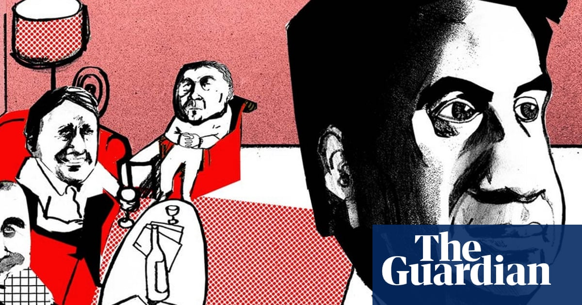 The making of Ed Miliband | Politics | The Guardian