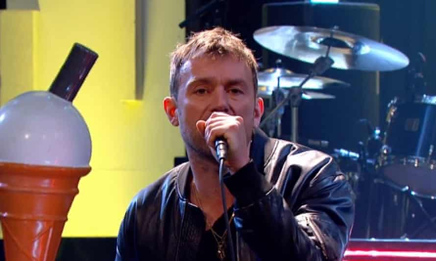 Later with Jools Holland Blur