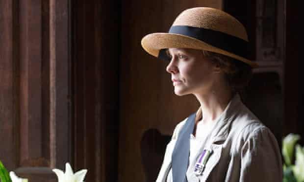 Ready for revolution ... Carey Mulligan in Suffragette