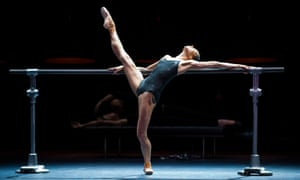 Diana Vishneva in Switch from On The Edge.