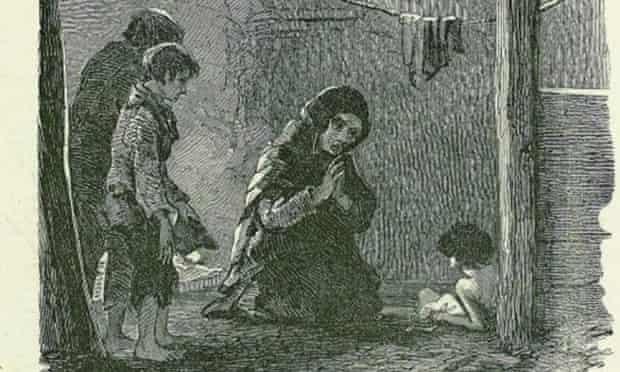 Irish famine