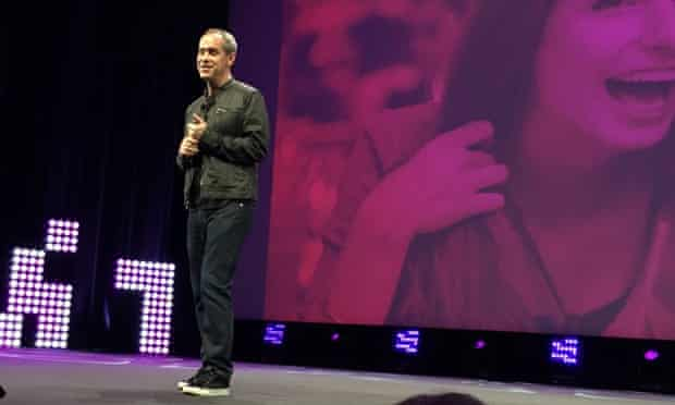 YouTube will make a series of films with AwesomenessTV and its boss Brian Robbins (pictured)
