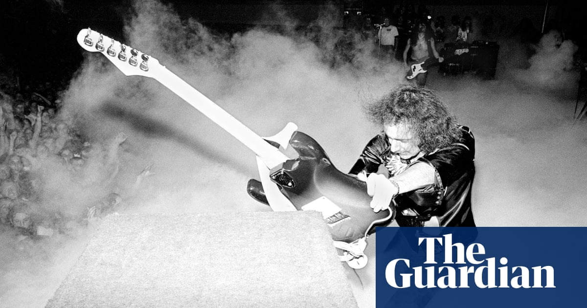 Ritchie Blackmore: 'I have a bad reputation, but I don't