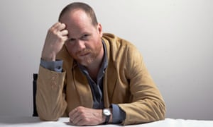 Holding out for a superhero success: Avengers director Joss Whedon.