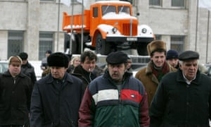 Car factory Minsk