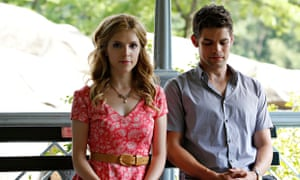 'Superbly watchable' … Anna Kendrick and Jeremy Jordan in The Last Five Years.