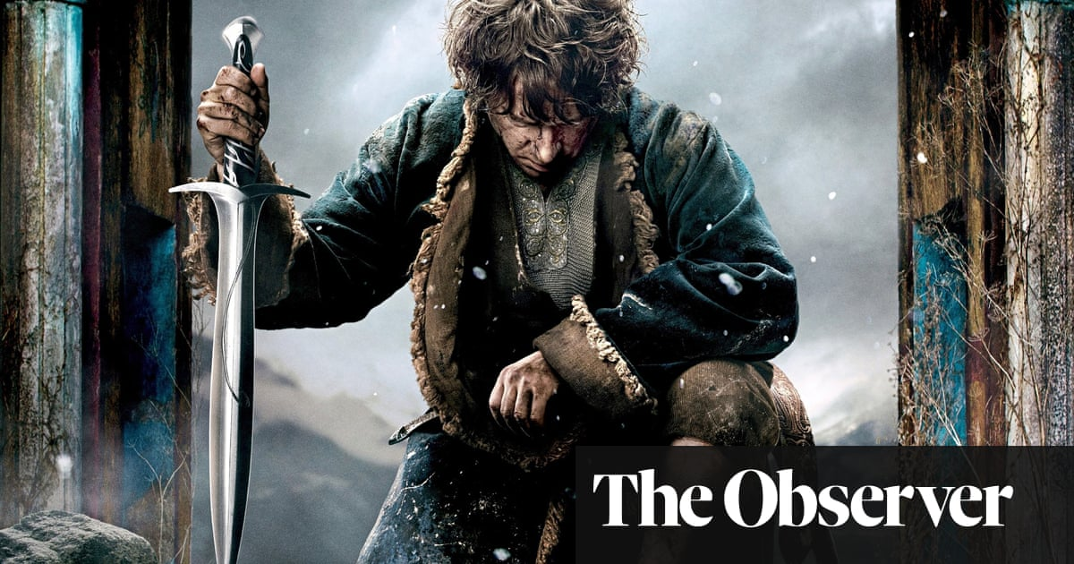 DVDs and downloads: The Hobbit: The Battle of the Five