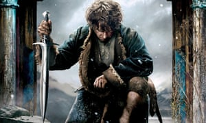 Martin Freeman in The Hobbit: The Battle of the Five Armies.