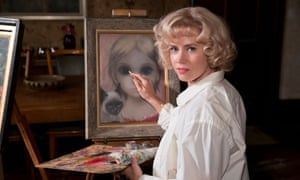 Amy Adams as Margaret Keane in Big Eyes.