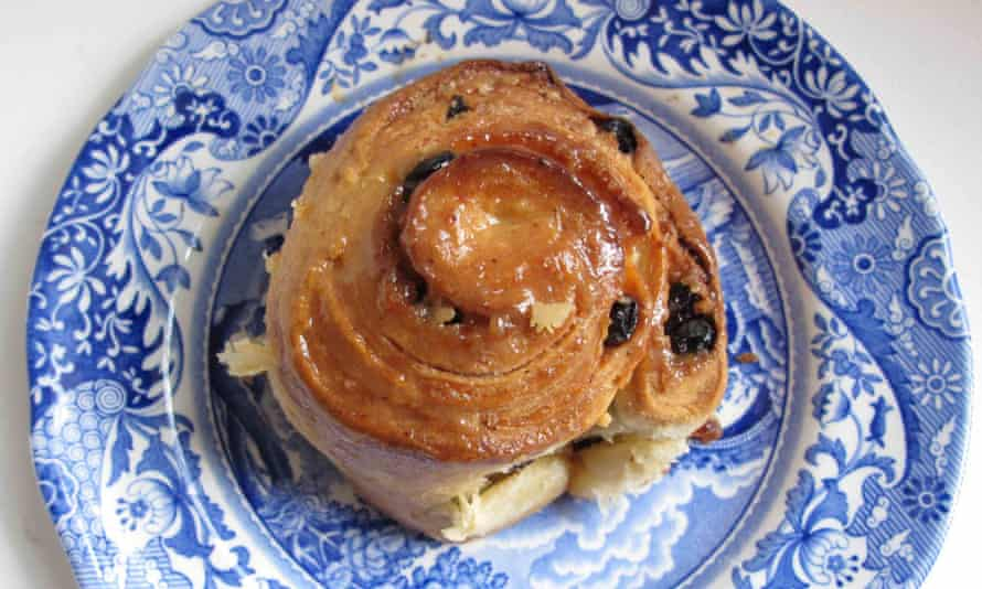 Elizabeth David's chelsea buns