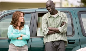 Reese is the word: Witherspoon and Ger Duany in The Good Lie.