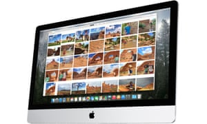 Apple OS X Photos